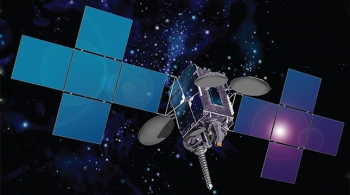 The Optus C1 satellite