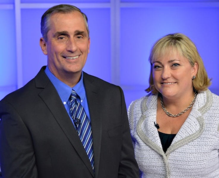 Intel picks new CEO, president