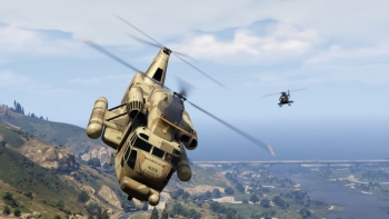 GTA V steals US$800 million on first day