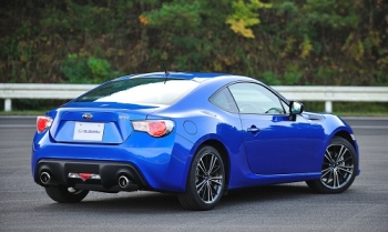 Subaru BRZ Sports car 3 hour online sell out