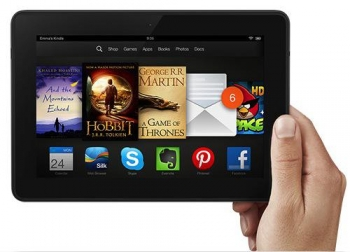 Kindle Fire HDX coming to Australia