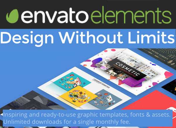 iTWire - Envato Elements, an endless 'Netflix for designers
