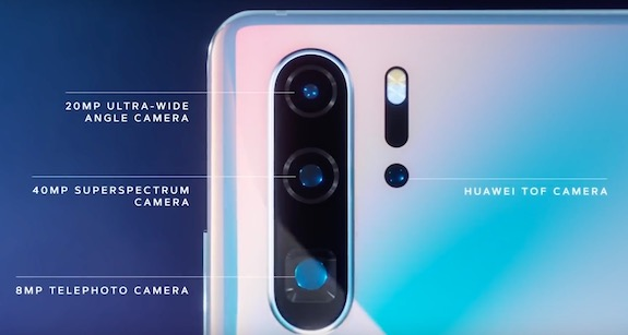 iTWire - MUST-SEE keynote: Huawei's new P30 Pro, arguably