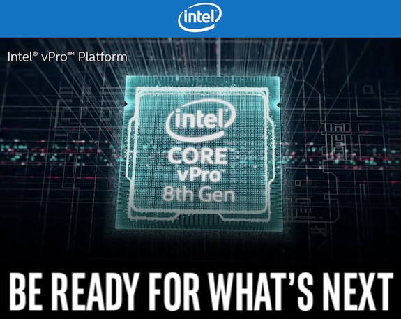 iTWire - Intel's new 8th-gen Core vPro business-class