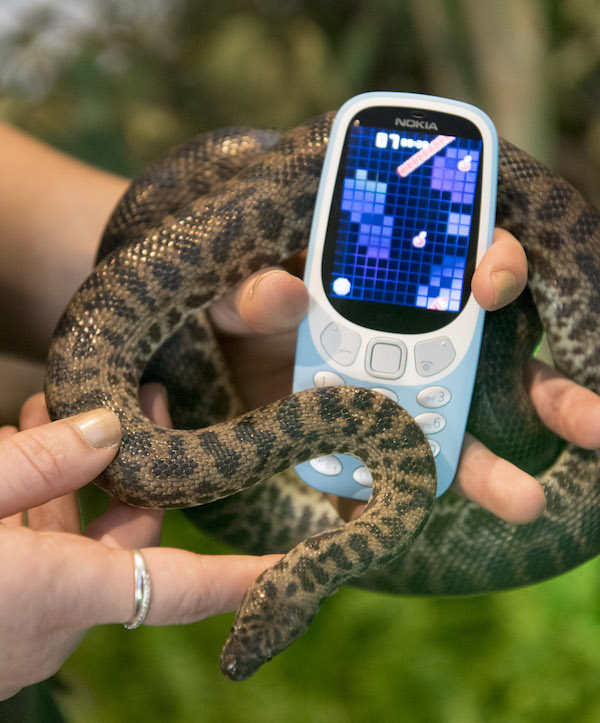 iTWire - VIDEO Launch + Interview: Nokia 3310 with 3G at