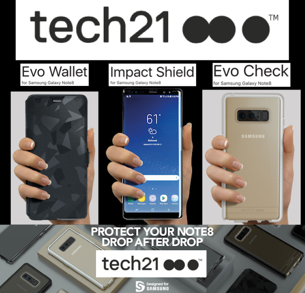 huge selection of 81232 ea2e1 iTWire - Tech21 drops new case collection for stoppage of damaging ...