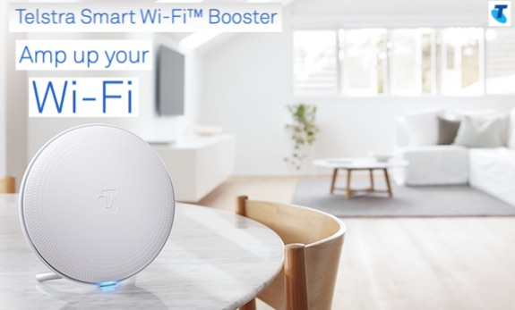iTWire - Telstra boasts of new Smart Wi-Fi Booster, also gives 30