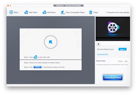 DOWNLOAD VIDEO FROM YOUTUBE MACBOOK AIR - Movavi Video
