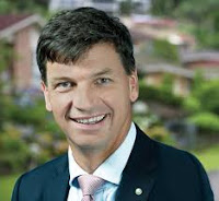 CORINIUM Angus Taylor MP Assistant Minister for Cities and Digital Transformation