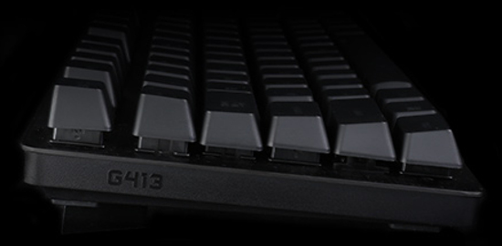 df5ac14df70 iTWire - Logitech G G413 keyboard: for gamers and the rest