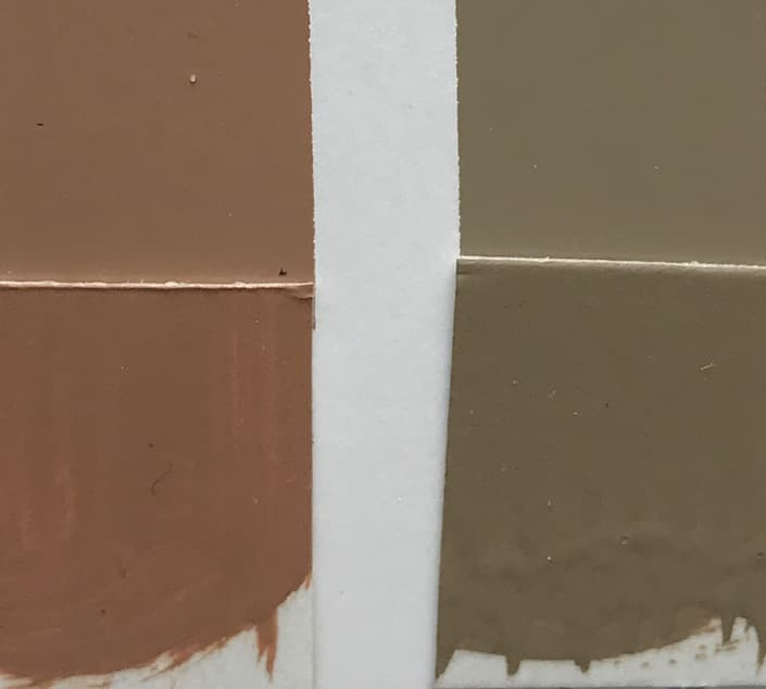 Taubmans Coloursmith samples