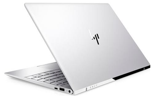 HP Envy 13 back