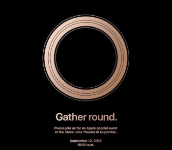 Apple's 2018 iPhone keynote: 13 September at 3am AEST in Australia, iPhone and Watch image leak