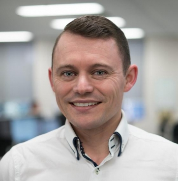MyNetFone general manager for small business and channel partners Lee Atkinson