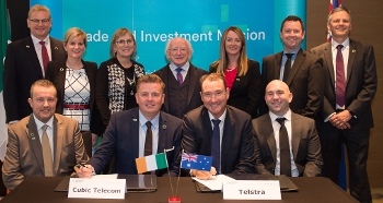 Cubic Telecom signs auto connectivity deal with Telstra Wholesale