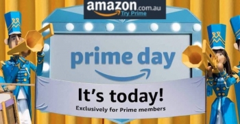 Amazon boasts of great Prime Day deals with Aussies first in world to get access