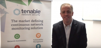 VIDEO Interview: Tenable co-founder and COO Jack Huffard talks modern network security