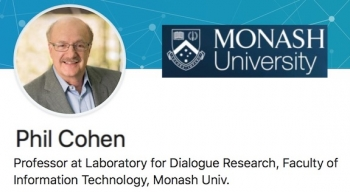 Monash University's natural move to appoint AI pioneer Prof Philip Cohen