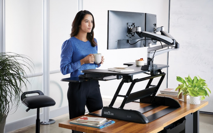 ITWire   Review: Varidesk ProPlus 36