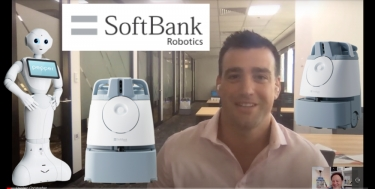 Chris Chiofalo, Associate Director of Solutions and Services at SoftBank Robotics Australia