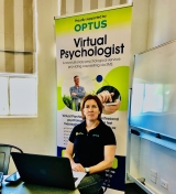 Optus continues with Virtualpsychologist to support regional communities