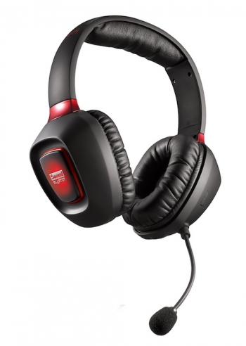 Creative lights up your ears with Sound Blaster Tactic3D Rage headsets