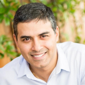 Cohesity solutions market director Raj Dutt