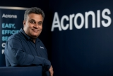 Neil Morarji, Acronis General Manager APAC