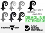 Image cobbled together by Alex from elements at the Premier's Design Awards site.