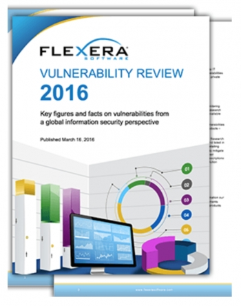 Nearly 2500 applications with 16,081 vulnerabilities in 2015