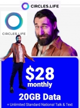 Circles.Life launches on Optus network with no-cost 4 month trial and great pricing