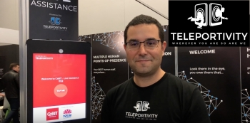 VIDEO Interview: Aussie start-up Teleportivity launches 'Uber of customer service' in claimed world first