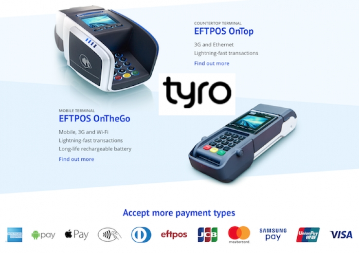 iTWire - Tyro claims 'first-to-market' ahead of govt deadline on  contactless payments