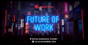 StartCon 2019: The Future of Work, a video interview with Lana Vickridge-Smith and Matt Barrie