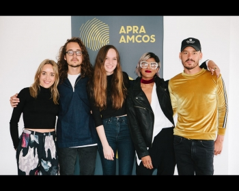 Vanda & Young Songwriting Competition winners