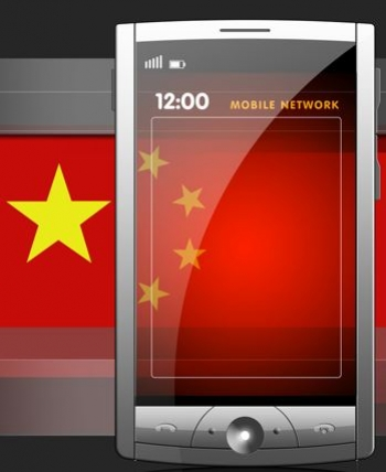 Chinese smartphone brands captured 87% of home market