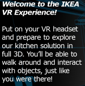 IKEA lets off Steam in the kitchen on Vive with Valve