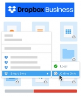 Dropbox brings Smart Sync and selective sync to all teams