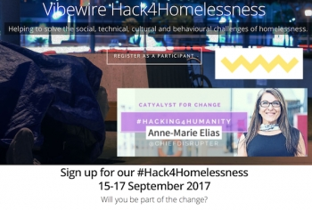 Homeless to be helped by 'innovative' hackathon solutions
