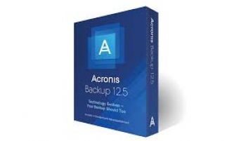 Acronis Backup 12.5 : Transforming Data Protection with Blockchain Tech, Ransomware Protection and Quick Insights
