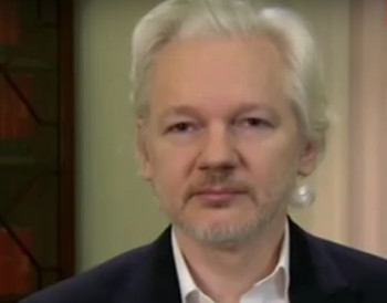 WikiLeaks publisher Julian Assange.