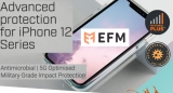 EFM's iPhone 12 cases: antimicrobial protection, with 5G Signal Plus models offering 'maximum 5G reception'