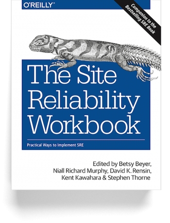 Google Site Reliability Workbook free until 23 August