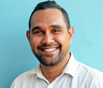 "Matthew Heffernan: ""I'm looking at developing an Indigenous gamification application, showcasing a bit of my culture through this application,"""