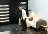 Dyson v10 pops up in Melbourne