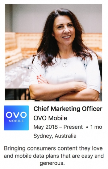 OVO's new ovoid: good egg Nicole McInnes joins OVO as inaugural CMO