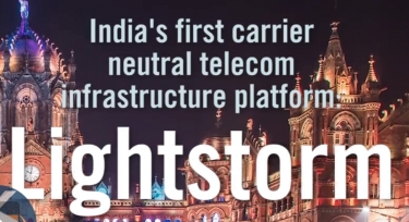Lightstorm Telecom Ventures reports building 'high-capacity network' with Ciena for India's OTT ecosystem