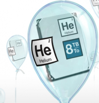 WD brings helium drives to consumer space