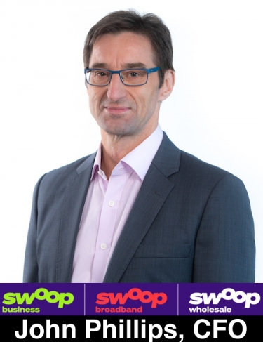 Australian telco Swoop appoints John Phillips as its first CFO ahead of ASX listing