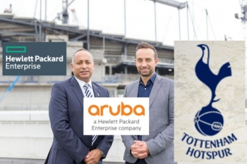 HPE working with Tottenham Hotspur FC for new tech-enhanced stadium